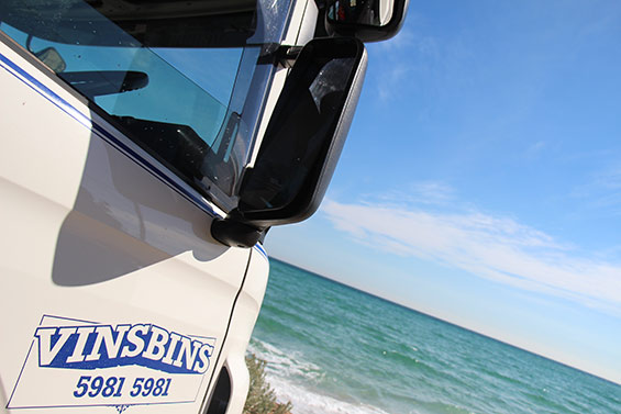 bin hire mornington peninsula