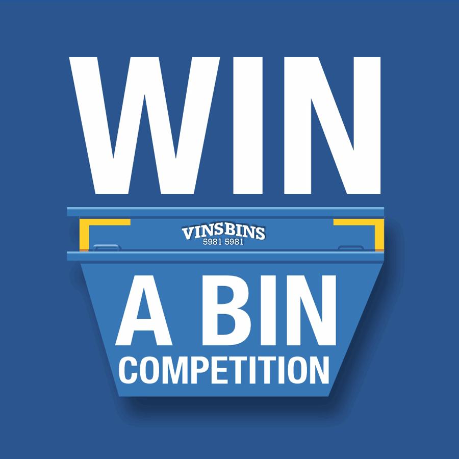 win a bin